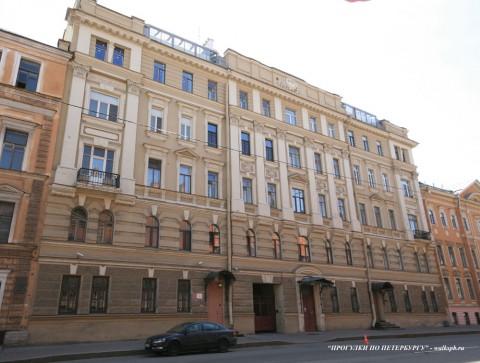 Чернега А.В., Миллионная ул. 12. 23.06.2012.