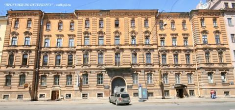 Чернега А.В., Миллионная ул. 27. 23.06.2012.