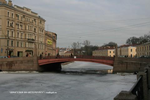 Красный мост. 2009.03.05.