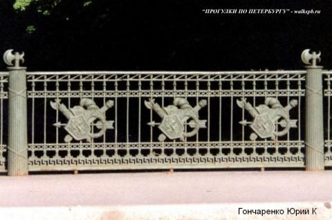 Гончаренко Ю.К., 2-й Садовый мост.