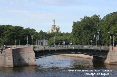 Гончаренко Ю.К., 1-й Инженерный мост.