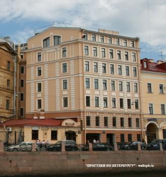 Чернега А.В., Дом Ю. Г. Тарханова-Моуравова. 06.06.2013.
