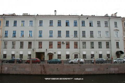 Чернега А.В., Дом Н. А. Ушакова. 06.06.2013.