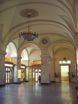 Вестибюль Московского вокзала. 2007.03.18.