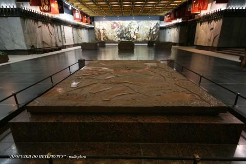 Монумент героическим защитникам Ленинграда. 2008..04.12.
