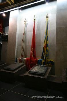 Монумент героическим защитникам Ленинграда. 2008.04.12.