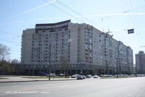 Наличная ул., 55. 2008.04.26.