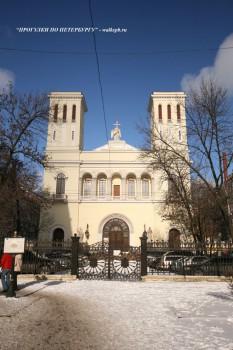 Немецкий собор святого Петра. 2008.02.18.