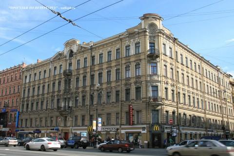 Чернега А.В., Невский пр. 45. 16.06.2012.