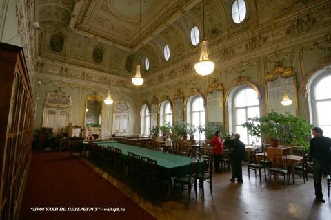Чернега А.В., Зелёный зал. 27.04.2012.
