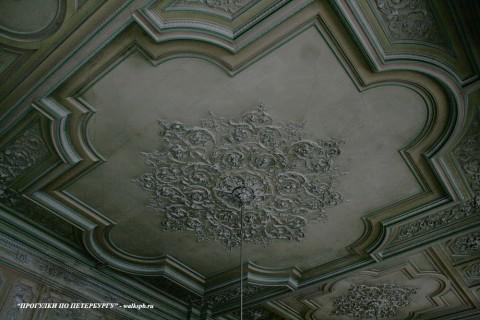 Чернега А.В., Плафон Парадного зала. 27.04.2012.