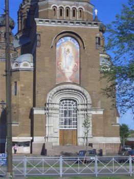 Воскресения Христова церковь. 2006.06.12.