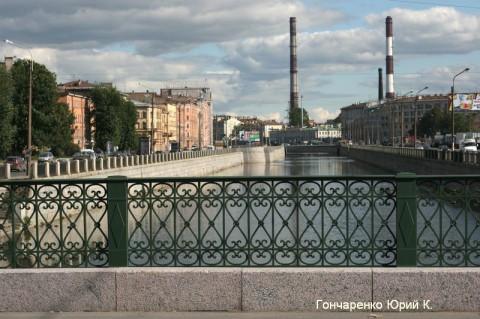 Гончаренко Ю.К., Варшавский мост.