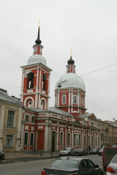 Пантелеймоновская церковь. 2009.04.12.