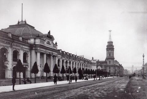Гостиный Двор, нач. 1900-х гг.