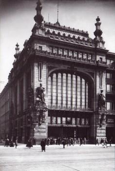 Елисеевский магазин, начало 1900-х годов