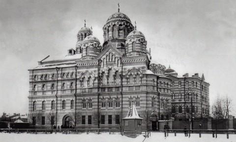 Фотоателье Буллы, Иоанновский женский монастырь. 1900-е.