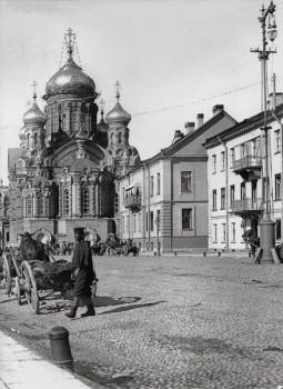 Подворье Киево-Печерской лавры. 1900-е годы.