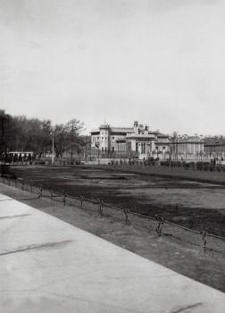 Неизвестный фотограф, Троицкая площадь. 1900-е годы.