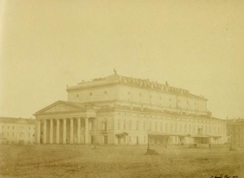 Юар Э., Большой театр. 1857 год.