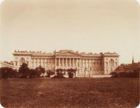 Гуи, Дворец в. к. Елены Павловны. 1850-е - 1860-е годы.