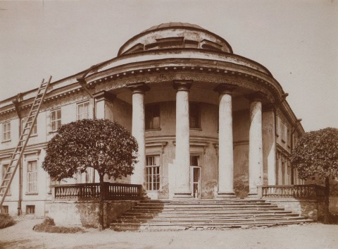 Матвеев Н. Г., Уткина дача. До 1913 года.