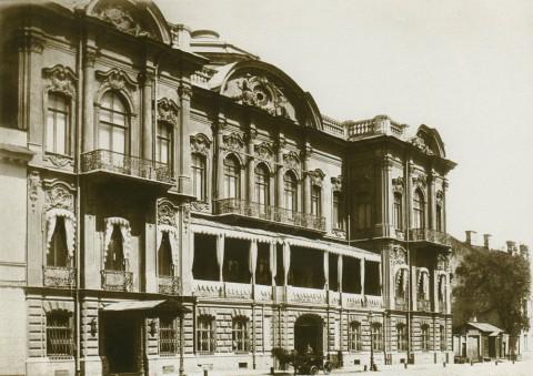 Бианки И. К., Дом графини Е. М. Бутурлиной. 1860-е.