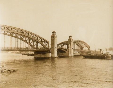 Булла К. К., Мост Императора Петра Великого. После 1911 года.