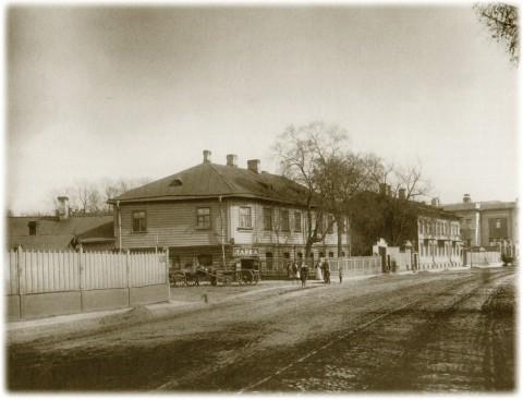 Булла К. К., Большая Дворянская улица. 1900-е годы.