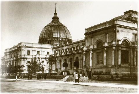 Булла К. К., Народный дом. 1910-е годы.