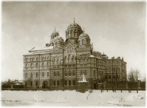 Фотоателье Буллы, Иоанновский женский монастврь. 1910-е годы.