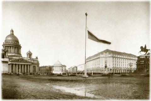 Исаакиевская площадь, 1913 г.