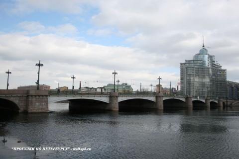 Сампсониевский мост. 2008.03.22.
