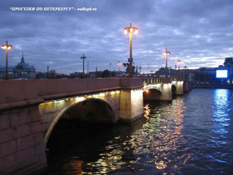 Сампсониевский мост.