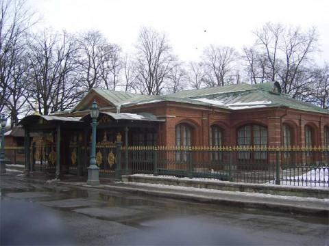 Домик Петра I. 2006.03.18.
