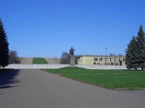 Стадион им. С. М. Кирова. 2007.05.14.
