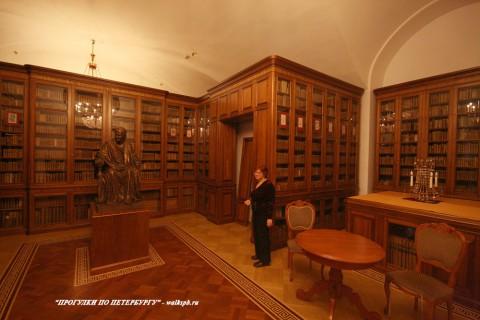 Чернега А.В., Библиотека Вольтера. 05.03.2014.
