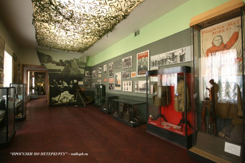 Музей истории Санкт-Петербурга (Особняк Н. П. Румянцева). 2008.04.50.