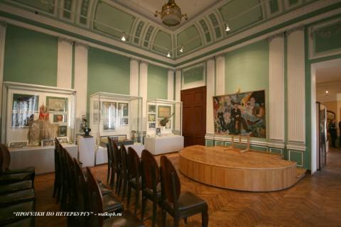 Музей истории Санкт-Петербурга (Особняк Н. П. Румянцева). 2008.04.05.