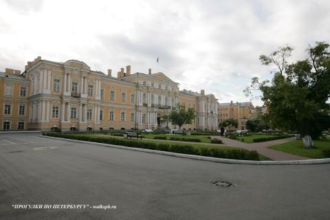 Чернега А.В., Воронцовский дворец. 03.10.2009.