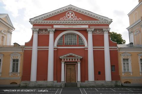 Чернега А.В., Мальтийская капелла Воронцовского дворца. 03.10.2009.