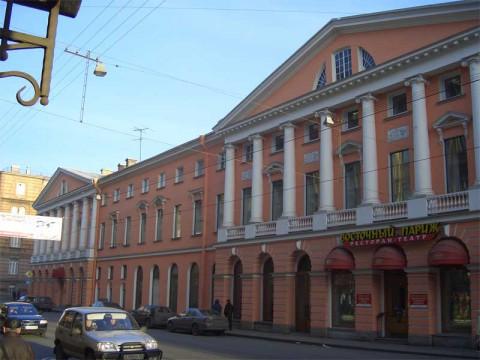 Садовая ул., 12. 2005.12.04.