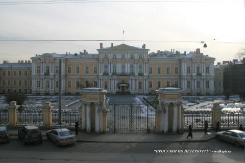 Воронцовский дворец. 2009.02.10.