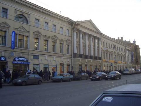 Дом Яковлева на Садовой улице. 2005.12.04.