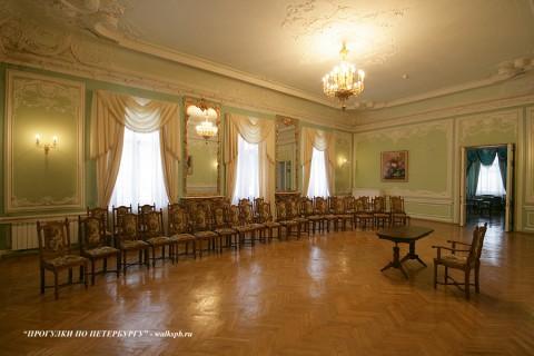 Зал в Доме военного министра. 2010.02.23.