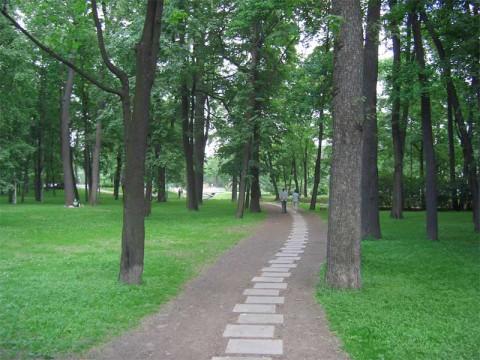 Таврический сад. 2006.06.20.