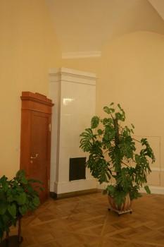Чернега А.В., Печь в коридоре здания Сената. 21.02.2012.