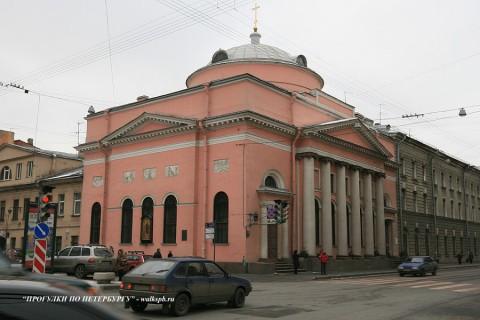 Церковь Всех Скорбящих Радости (Воскресенская). 2009.03.12.