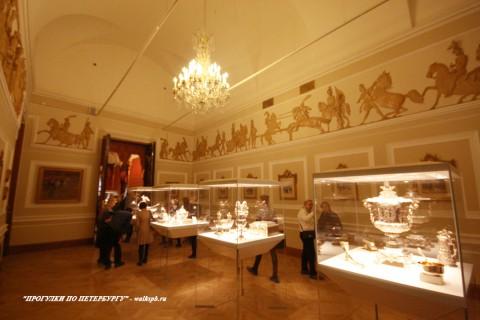 Выставочный зал.