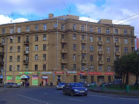 Перекопская ул., 1. 2006.07.04.